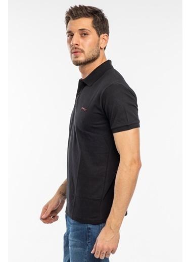 Slazenger Slazenger Bambi Erkek T-Shirt  Siyah